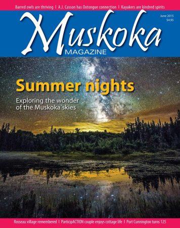 muskoka magazine