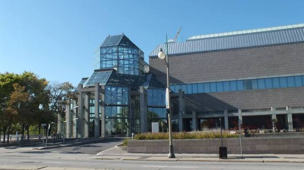 national gallery of canada, ottawa, ontario