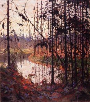 northern river, tom thomson
