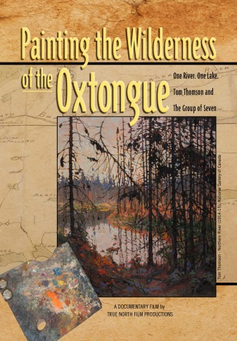 Painting the wilderness of the Oxtongue banner